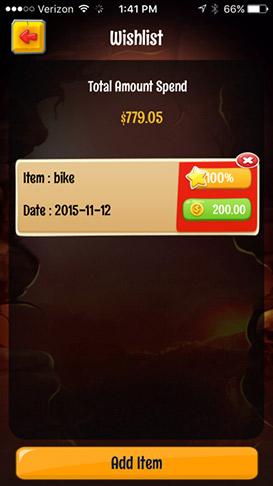 a screenshot of the DragonBank app