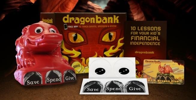 Dragon Bank Full Kit
